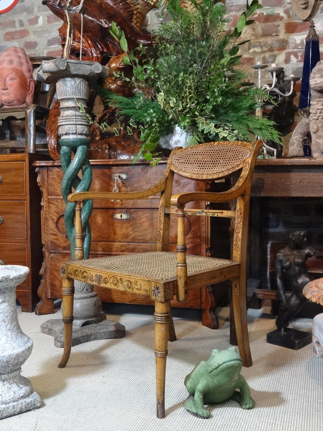 Edwardian Elbow Chair