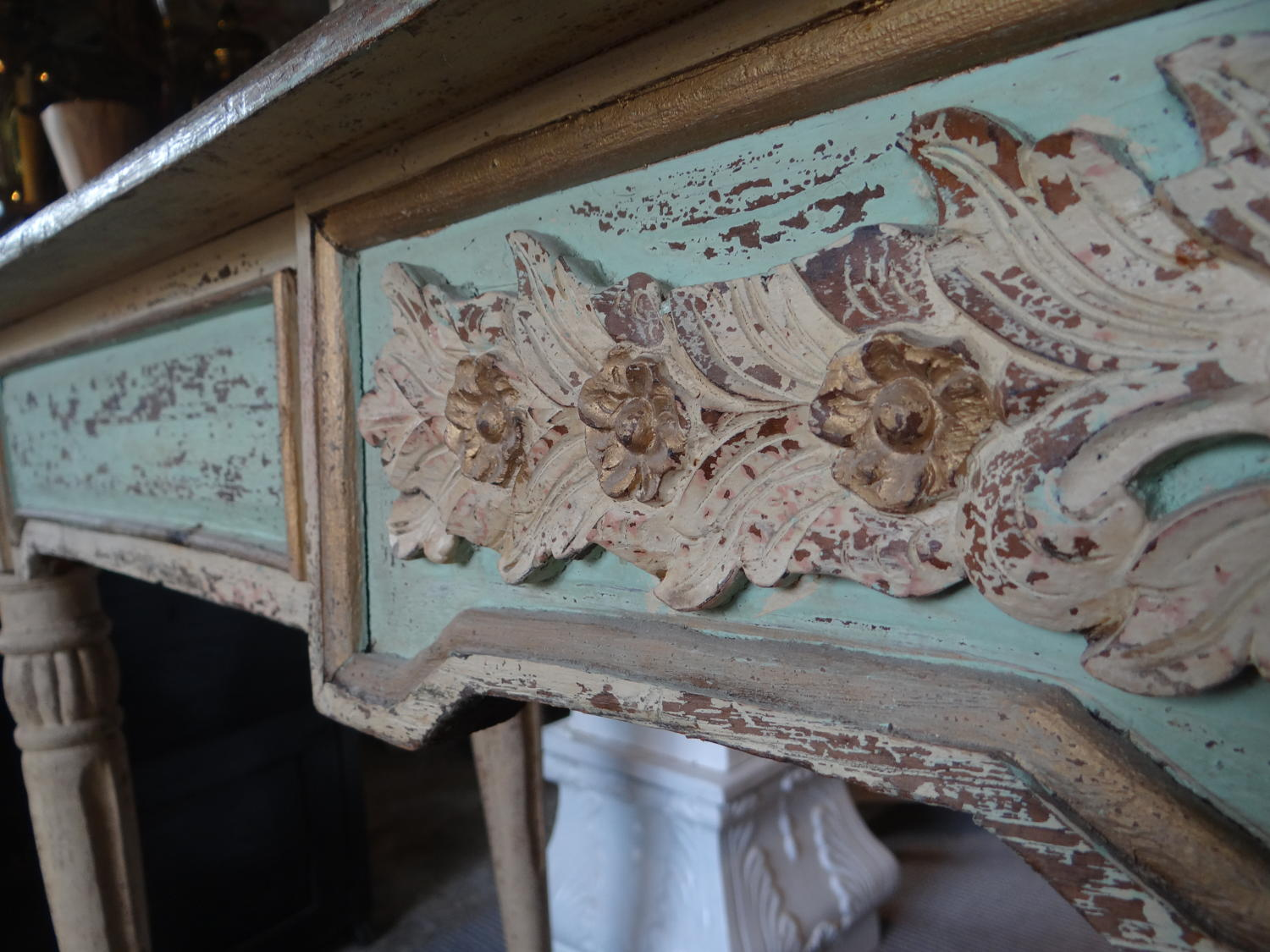 Italianate Console Table