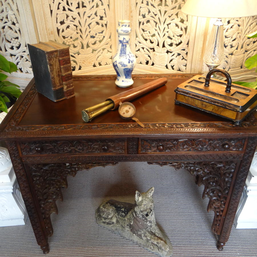 Anglo Indian Desk