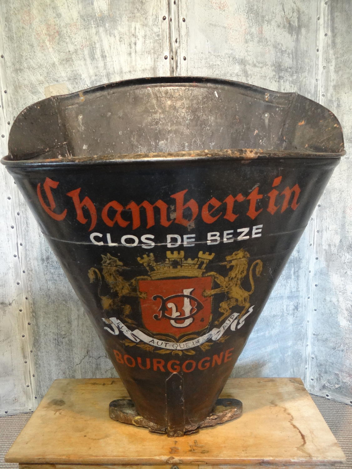 Chambertin Grape Hod