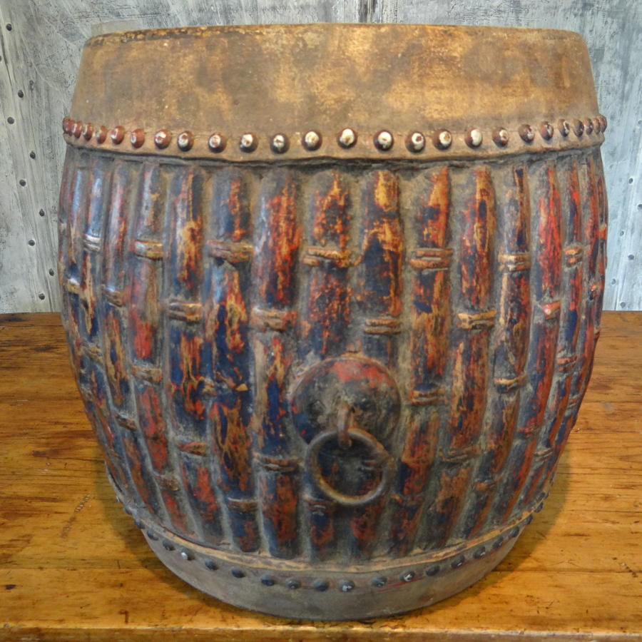 A Tribal Drum